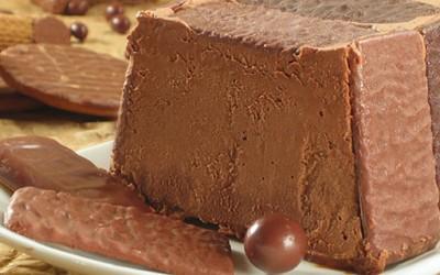 Леден чоколаден десерт