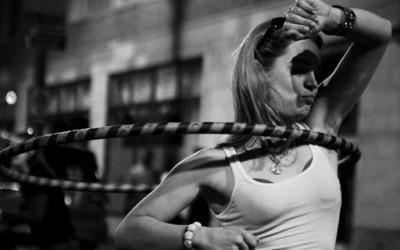 Пет причини зошто да вежбате со хулахоп