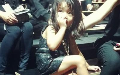 Запознајте ја главната ѕвезда на модното шоу на Ванг
