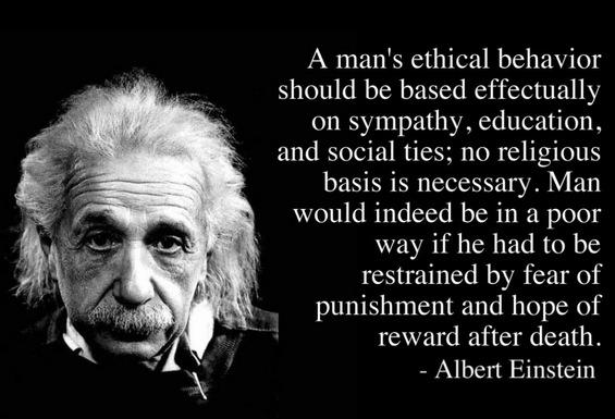 Д-р Ајнштајн, дали научниците се молат на Бога?