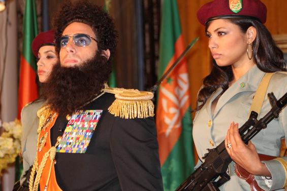 Диктаторот (The Dictator)