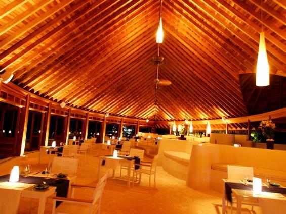 Романтично прибежиште на Малдивите