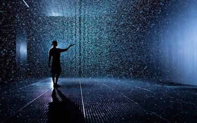 Мистичен дожд кој нема да ве намокри