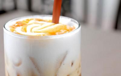 Неодоливо кафе со вкус на кокос и карамела