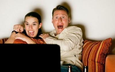 Ослабете гледајќи хорор филмови