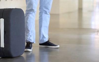 Револуционерен куфер кој сам се движи зад вас