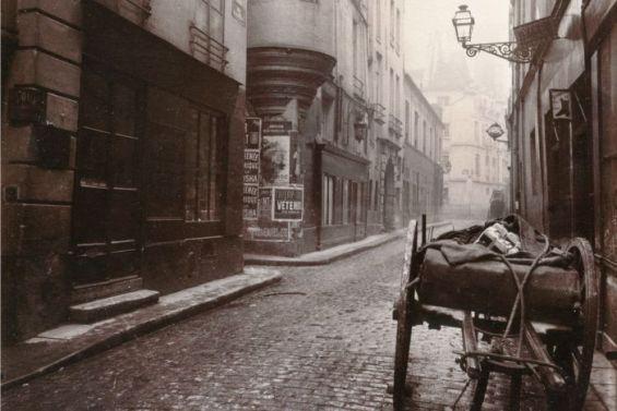 Париз од почетокот на дваесеттиот век низ фотографии