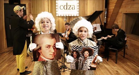 Како да ги натерате децата да се заинтересираат за класична музика?