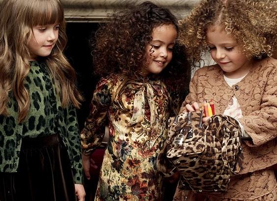 """Прва детска колекција на """"Dolce & Gabbana"""""""