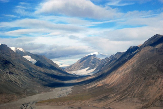 10 екстремни пустелии