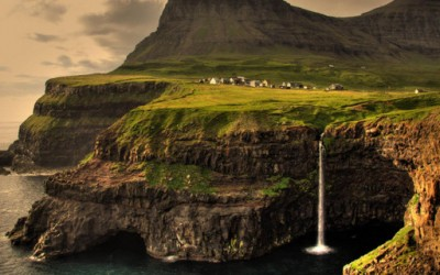 Бајковитите Фарски Острови