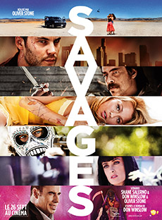 Филм: Дивјаци (Savages)