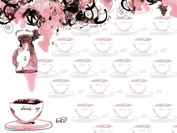 Кафе – позадина за вашиот десктоп # 77