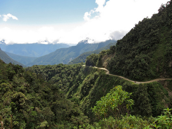 Патишта опкружени со живописни пејзажи