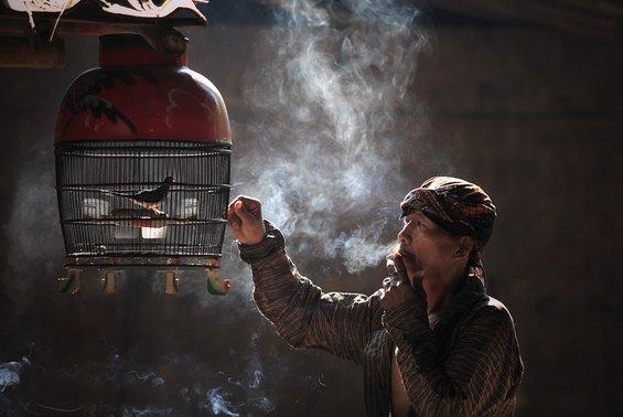 Уметничката страна на животот во Индонезија