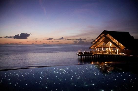 Уште еден рај на Малдивите