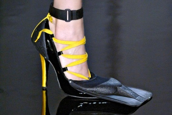 Најгрдите чевли во историјата на модата