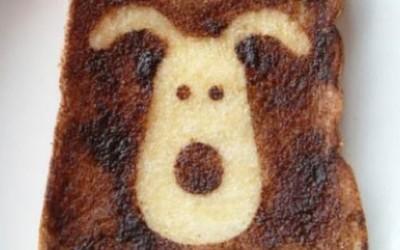 Уметност на тостирано лепче – нов тренд во Јапонија