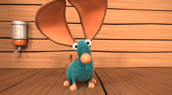 Глушецот со големи уши