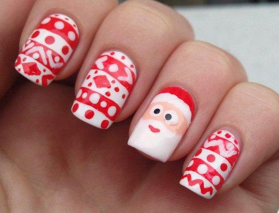 Маникири одобрени од Дедо Мраз