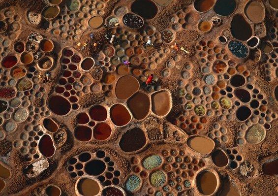 Величествените бои видени во разни делови од светот