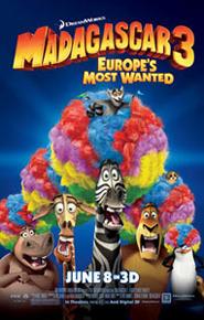 Мадагаскар 3: Најбараните во Европа (Madagascar 3: Europe's Most Wanted)