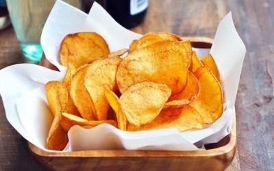 Домашен вкусен чипс