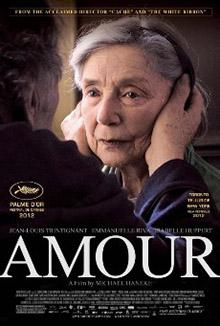 Филм: Љубов (Amour)