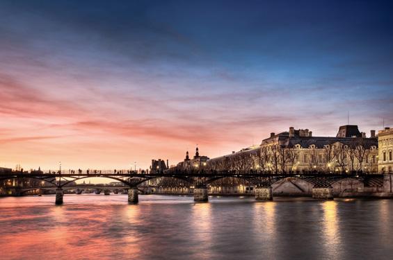 Најромантичното место во Париз