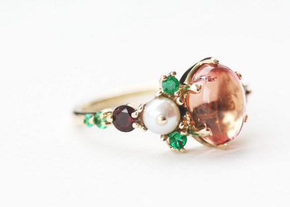 Елегантни прстени кои би ги посакала секоја девојка