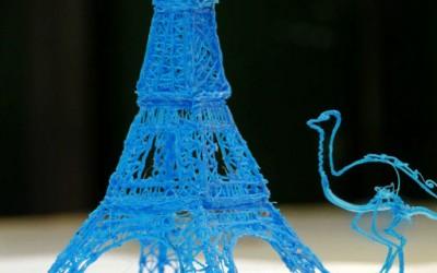 Неверојатно 3Д пенкало кое црта во воздух