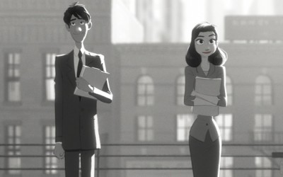 """Симпатичен краток анимиран филм од Дизни: """"Paperman"""""""