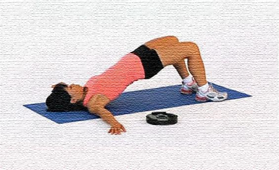 5-минутни едноставни вежби за тонирано тело и добра циркулација