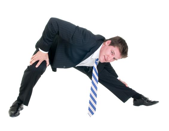 Канцелариско размрдување: обликувајте го телото од вашиот работен стол