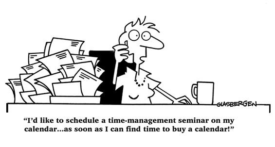 Трикови за ефикасно управување со времето