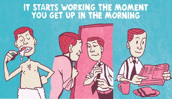 Понеделничка работна демотивација