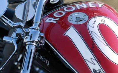 Мотор дизајниран од Вејн Руни