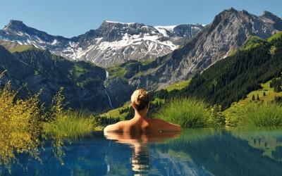 Рајско прибежиште во срцето на Алпите