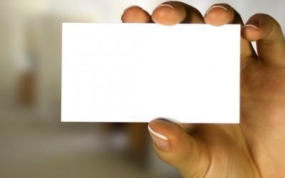 Дизајнирајте визит карта со помош на психологијата