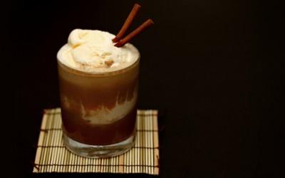 Силно кафе со вкус на цимет и ванила
