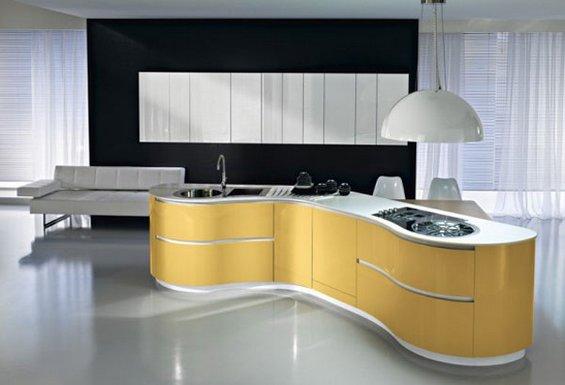 - Lo ultimo en cocinas modernas ...