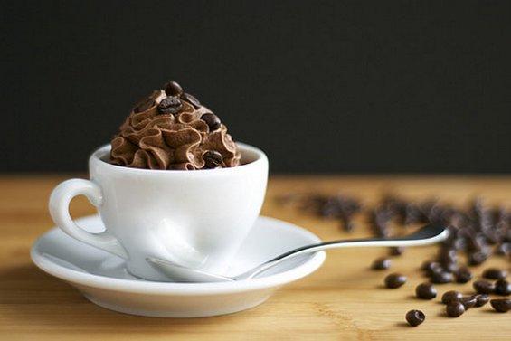 Чоколадна еспресо пенеста крема