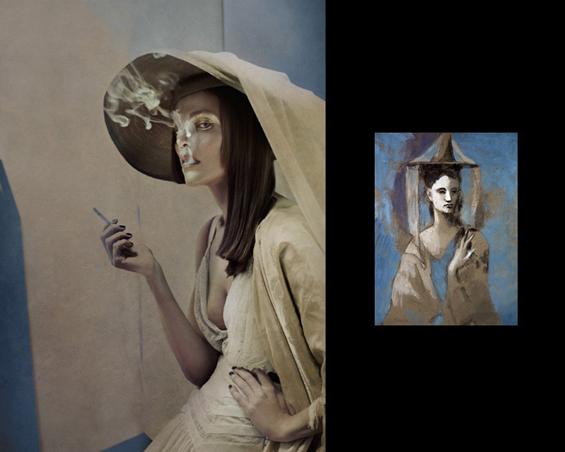 Жените од сликите на Пикасо во реалноста