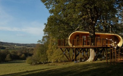 Луксузна куќичка на дрво