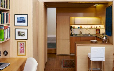 Совршено уреден стан од 22 квадратни метри