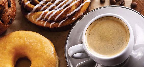 Кафето и крофните ви ја подобруваат меморијата