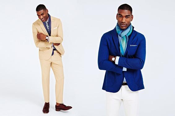 Модни правила за мажи за оваа пролет