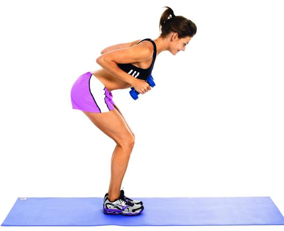 Петминутни вежби за совршено обликувани раце