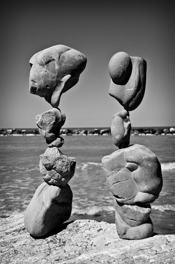 Уметност која ѝ пркоси на гравитацијата