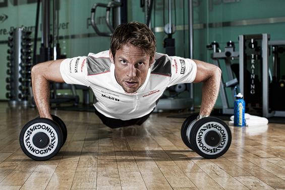 Врвната физичка спремност на возачите во Формула 1